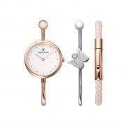 Ceas pentru dama, Daniel Klein Gift Set, DK11933-2
