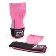 Gorilla Wear Lifting Grips, Pink