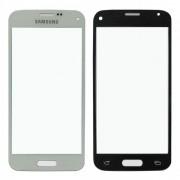 Geam Samsung Galaxy S5 Alb
