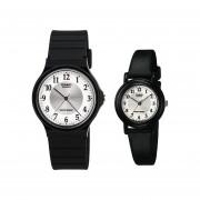 Pareja De Relojes Casio Modelos: Mq-24-7b3 & Lq-139a-7b3