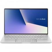"""Asus ZenBook 14 UM433DA-A5005R 35.6 cm (14"""") Notebook - 1920 x 1080 - Ryzen 5 3500U - 8 GB RAM - 512 GB SSD - Icicle Silver"""