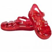 Disney Rode Cars zwembad sandalen