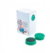 Ave Tech Sada magnetů 25 mm, 10 ks zelená