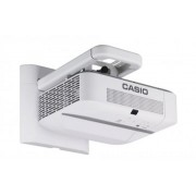 Videoproiector Casio Ultra Short Throw 0.28:1, Laser & LED, 20.000 ore fara lampa, 3100 AL, WXGA, USB, WLAN, garant
