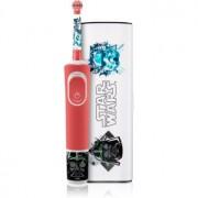 Oral B Vitality Kids 3+ Star Wars escova de dentes eléctrica (+ estojo)