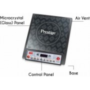 Prestige Cooktop PIC 14 1900-Watts High Quality Induction Cooktop(Black, Push Button)