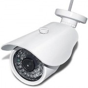 iBall CCTV 1080P 2.0MP IR Resolution Bullet Camera with Day Night Vision