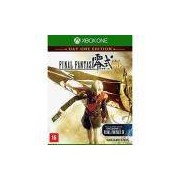Game Final Fantasy Type-0 HD: Edição Day One - XBOX ONE