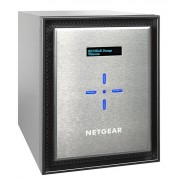 Netgear 6-Bay ReadyNAS 526X Desktop NAS, 2x 10 Gigabit Lan, up to 60TB