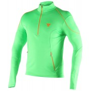 Dainese Fleece Man Small Zip E1 Verde S
