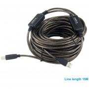Louiwill Cable De Impresora USB, USB 2.0 Cable De Escáner Tipo A Macho A B Macho Escáner Cable De Escáner Para HP, Dell, Canon, Epson, Xerox, Lexmark, Samsung Etc