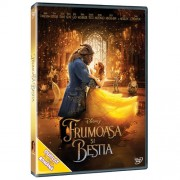 Beauty and the Beast:Luke Evans, Emma Watson - Frumoasa si bestia (DVD)