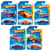 Mattel Hot Wheels - Coches Hot Wheels Sil (varios modelos)