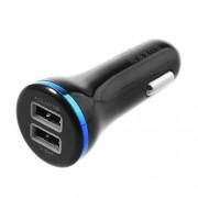 LDNIO Trumpet Зарядно за Автомобил 12V - 24V 3.1A 2 USB Порта
