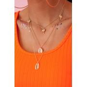 JFR Layered Necklace - Seashell