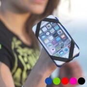 Myntstöd Smartphone 145804 - Färg: Grön