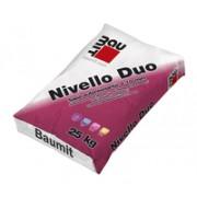 Sapa autonivelanta Baumit Nivello Duo