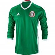 Jersey Local Selección México Hombre Manga Larga