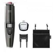 Водоустойчив тример за подстригване на брада Philips BT9297/15, Series 9000, Лазерно насочване, Работа без и с кабел