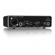 Interface De Audio Behringer UMC22