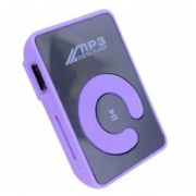 ER Reproductor De Mp3-Purple
