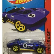 HOT WHEELS Hot Wheels corvette grand sport roadster Corvette Grand Sports Roadster Blue # 179