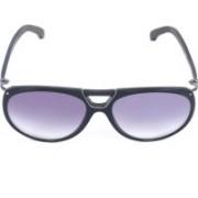 Calvin Klein Aviator Sunglasses(Blue)