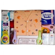 Love Baby Gift Set - Sapna Peach