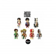 Set 7 Justice League Batman Superman Wonder Woman Flash Xxray Kidrobot