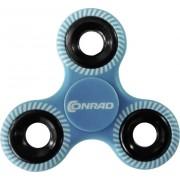 Fidget Spinner albastru-alb, Conrad