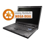 "Thinkpad T500 15,4"" WSXGA+, C2D T9400, 4GB, 160GB,Win7(refurb.) 