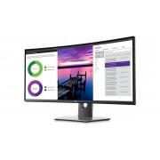 """Dell U3419W 34"""" LCD Ultrasharp IPS Curved 21:9 5ms/1000:1/300cd/VESA/D"""