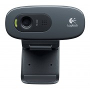 Logitech HD Webcam C270 - Câmara web - a cores - 1280 x 720 - áudio - USB 2.0