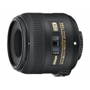 Nikon AF-S 40mm f2.8G Micro DX