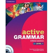 Active Grammar Level 1 Without Answers 'With CDROM', Paperback/Fiona Davis