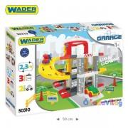3 emeletes garázs lifttel-Wader