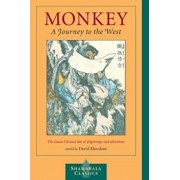 Monkey: A Journey to the West, Paperback/David Kherdian