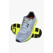 Puma Faas 500 S V2 Quarry-Silver Metallic-Sulphur Spring Running Shoes For Men(Silver)