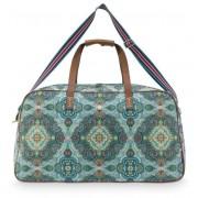 Pip Studio MOON DELIGHT Weekend Bag/Reisetasche L - Blue - 65x25.5x35cm