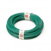 Bekaert Betafence Spandraad groen D37 100m 2.7/3.5mm