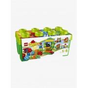Lego 10572 Caixa Divertida, Lego Duplo rosa medio bicolor/multicolor