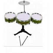 OH BABY The New And Latest Jazz Drum Set For Kids With 3 Drums And 2 Sticks SE-ET-170
