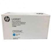 HP toner 646AC-Original, ~12500 stranica, Cyan, CF031AC