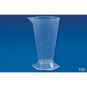 Hoverlabs Conical Measures 200 Ml Plastic (Pack Of 12)