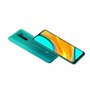 "Smartphone, Xiaomi Redmi 9, DualSIM, 6.53"", Arm Octa (2.0G), 3GB RAM, 32GB Storage, Android, Ocean Green (MZB9704EU)"
