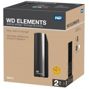 Western Digital Dysk WD Elements Desktop 2TB (WDBWLG0020HBK-EESN)
