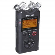Tascam DR-40 Linear PCM Recorder