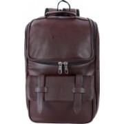 AFN FASHION Luxur Brown 25L Laptop Backpack… 25 L Laptop Backpack(Brown)