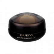 Shiseido Future Solution LX Eye And Lip Regenerating Cream околоочен крем 17 ml за жени