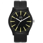 Louis Geneve Isport Series Analogue Watch Unisex For Men And Women - (LG-MLW-YBLACK-140)